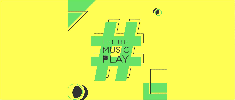 Supporting #letthemusicplay